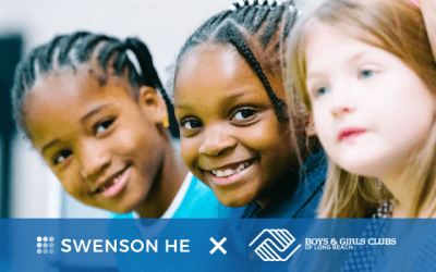 Swenson He Selects Boys & Girls Clubs of Long Beach as the Recipient of a Pro Bono Custom Mobile App
